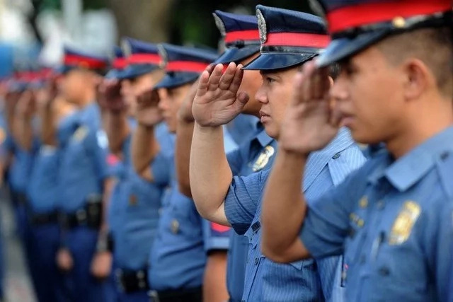 9 PNP personnel drug positive in nationwide drug test