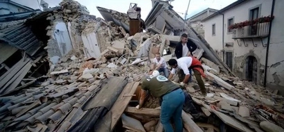 Breaking News: Italy was struck by a devastating earthquake! At least 6 dead!