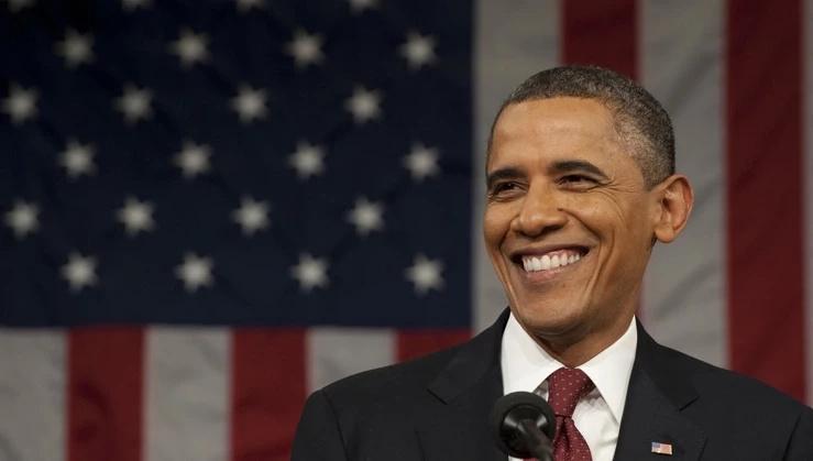 obama new job