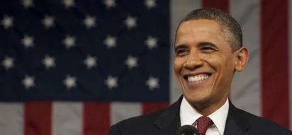 Picha rasmi ya aliyekuwa rais Barack Obama yazinduliwa, imechorwa na Mwafrika
