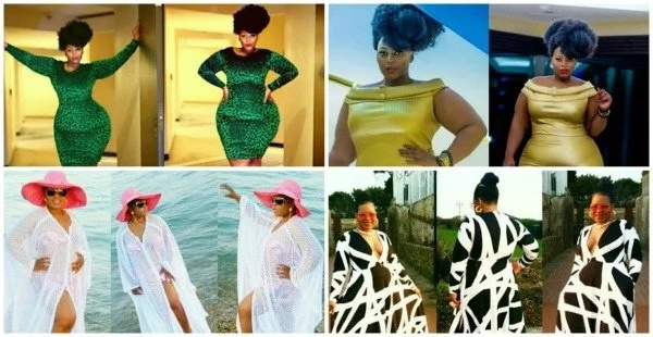 This African designer celebrates women with curves (photos)