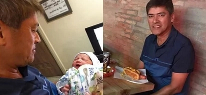 Proud na lolo! Vic Sotto beams with pride as he shows off his 4th apo