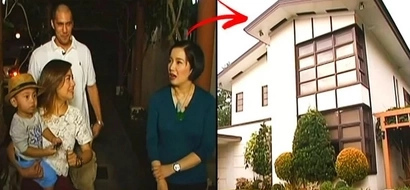 Pinagpagurang tahanan! Take a look at Kyla and Rich Alvarez's stunning house!
