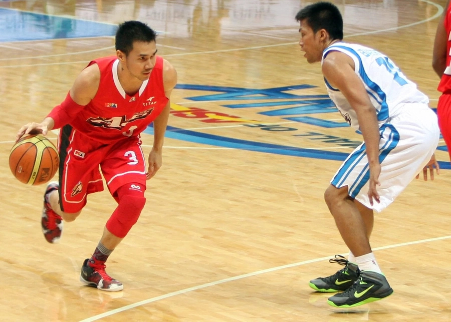 Baguio to join the Fuel Masters while Intal nurses injury