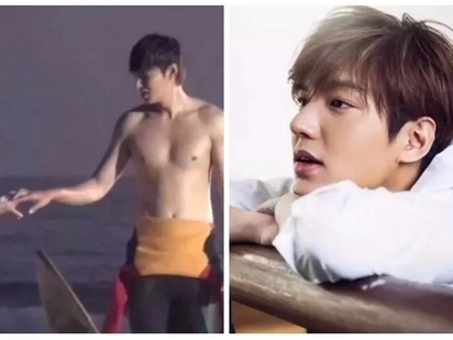 Korean love! Lee Min Ho admits obsession with lucky Pinay in Boracay who gives him 'insomnia'