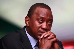 Uhuru discusses the Cabinet Secretary he is about to sack