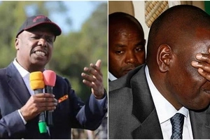 Moi sends Ruto a COLD message 3 days after KANU announced support for Uhuru