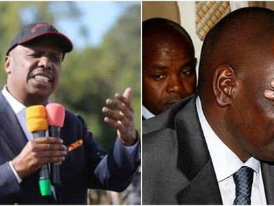 TROUBLE for DP Ruto as political rivals meet