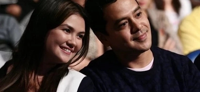 Nagkabalikan ba? Angelica Panganiban in John Lloyd Cruz's home