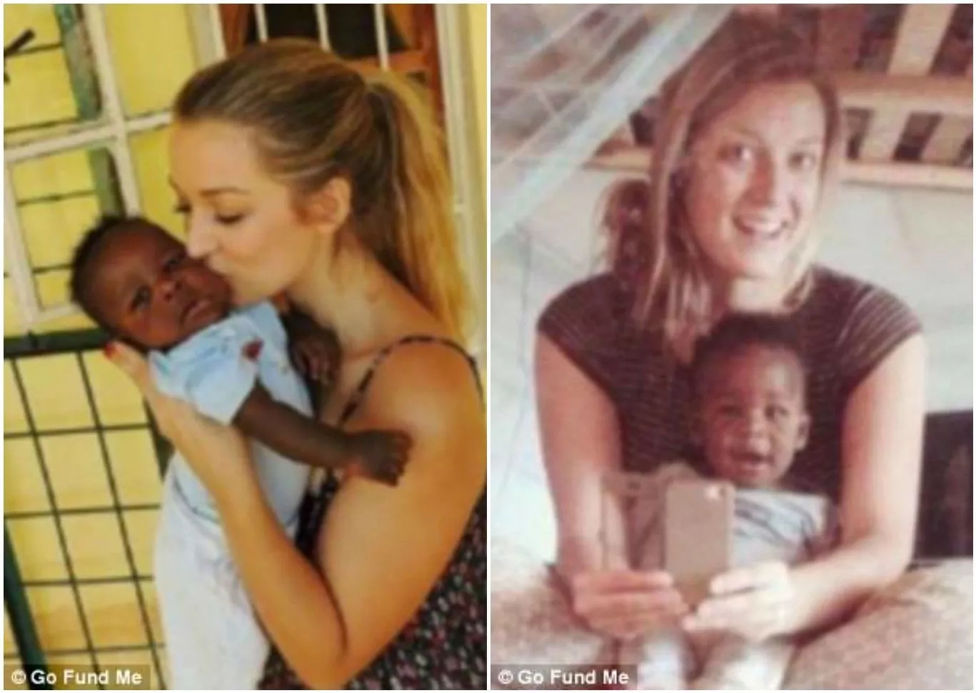 British woman moves to Uganda to adopt baby she cared for since he was two days old (photos, video)
