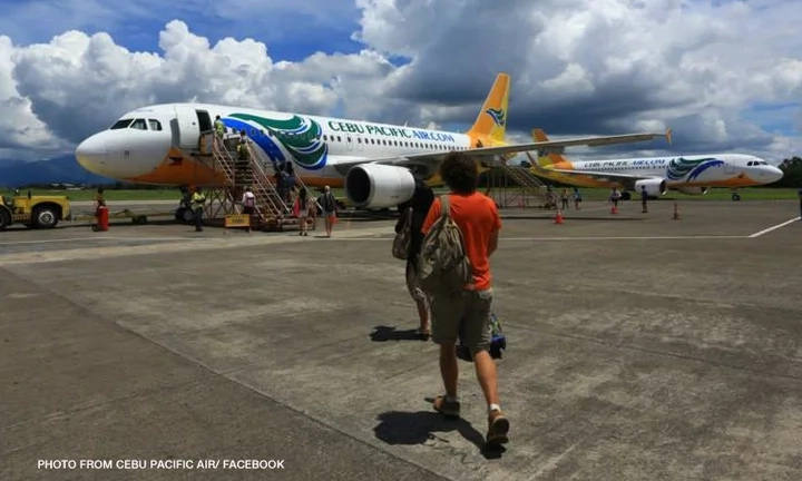 Cebu Pacific responds to passenger hitting their cabin crew