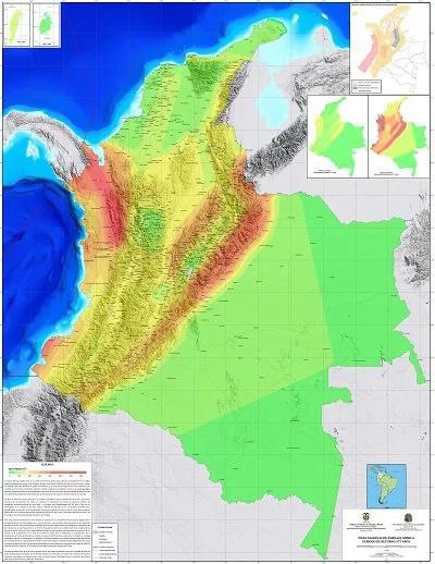 Temblor registrado en varias zonas del país