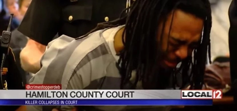 Murderer Breaks Down And Cries When Judge Sentences Him