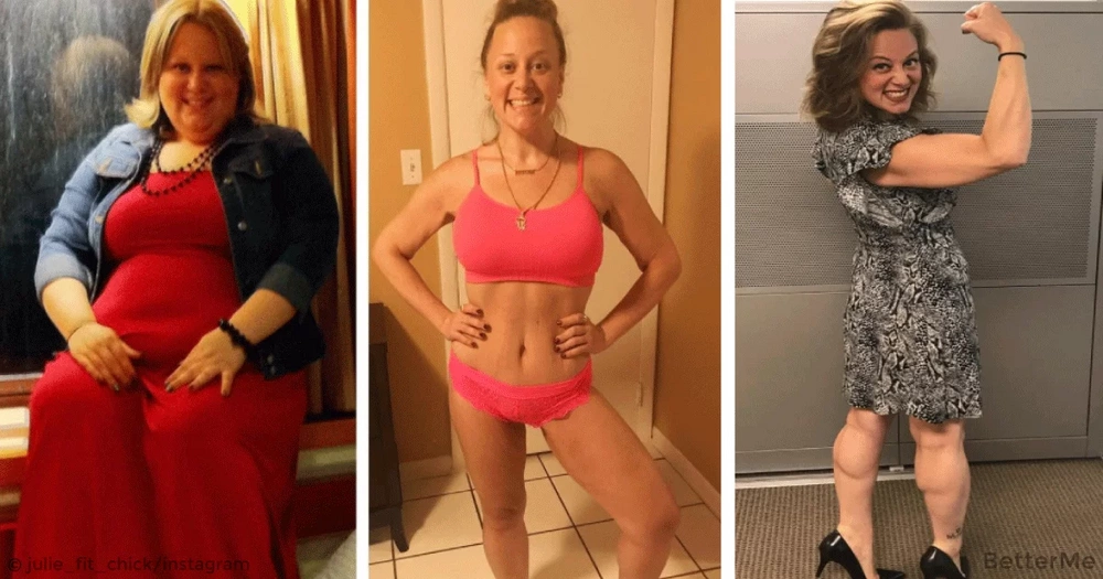 Julie G. lost over 155 lbs and here is her weight loss story