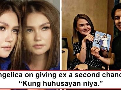 Umiba yung ihip ng hangin! Angelica Panganiban admits possibility of giving ex second chance but on one condition, 'Kung huhusayan niya'