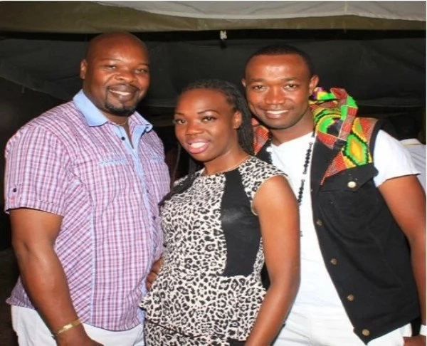 Picha 16 za aliyekuwa mpenziwe Ruth Matete na mwigizaji wa Tahidi High akiwa amekomaa pamoja na familia yake ya kuvutia