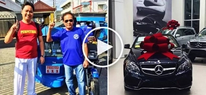 Tricycle driver's son tops the 2017 Physician Licensure Exams and his university will give him a car! Watch his story here!