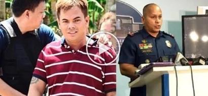 PNP confirms custody of wanted drug lord Kerwin Espinosa