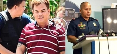 PNP confirms custody of wanted drug lord Kerwin Espinosa