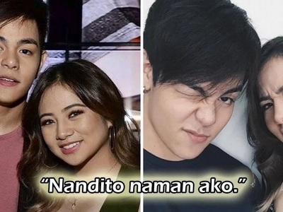 'Nandito naman ako' Julian Trono reveals how he stood by Ella Cruz's side at the height of Xian Gaza controversy