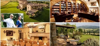 Presidential luxury! See stunning Ksh1.5m-a-night VILLAGE Obamas are staying in while on tour (photos)