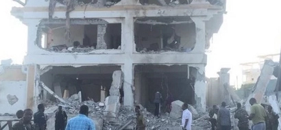 Al Shabaab Car Bomb Kills 10 People In Mogadishu