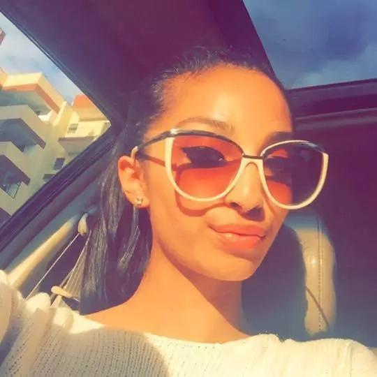 6 breathtaking photos of Amina Mohamed's hot niece