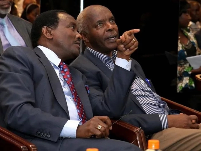 Kalonzo bows to pressure, backs down on coalition deal within his party