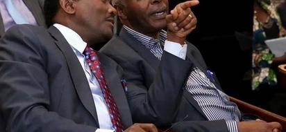 Kalonzo's party kicks storm in NASA, demands plum parliamentary job given to Raila's right hand man