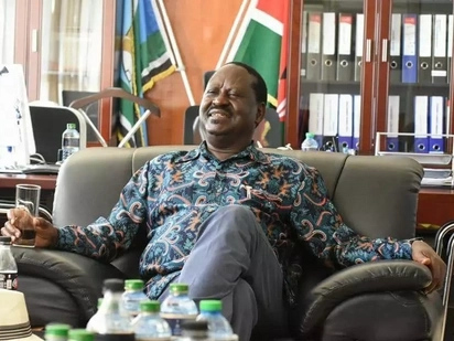 Raila Odinga to US: We are not your colony