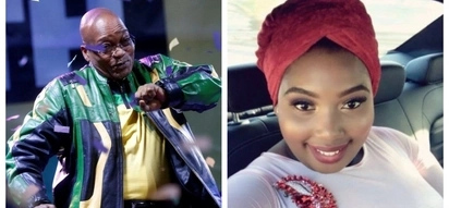 The blessed life of Jacob Zuma's 24 year-old fiancé revealed