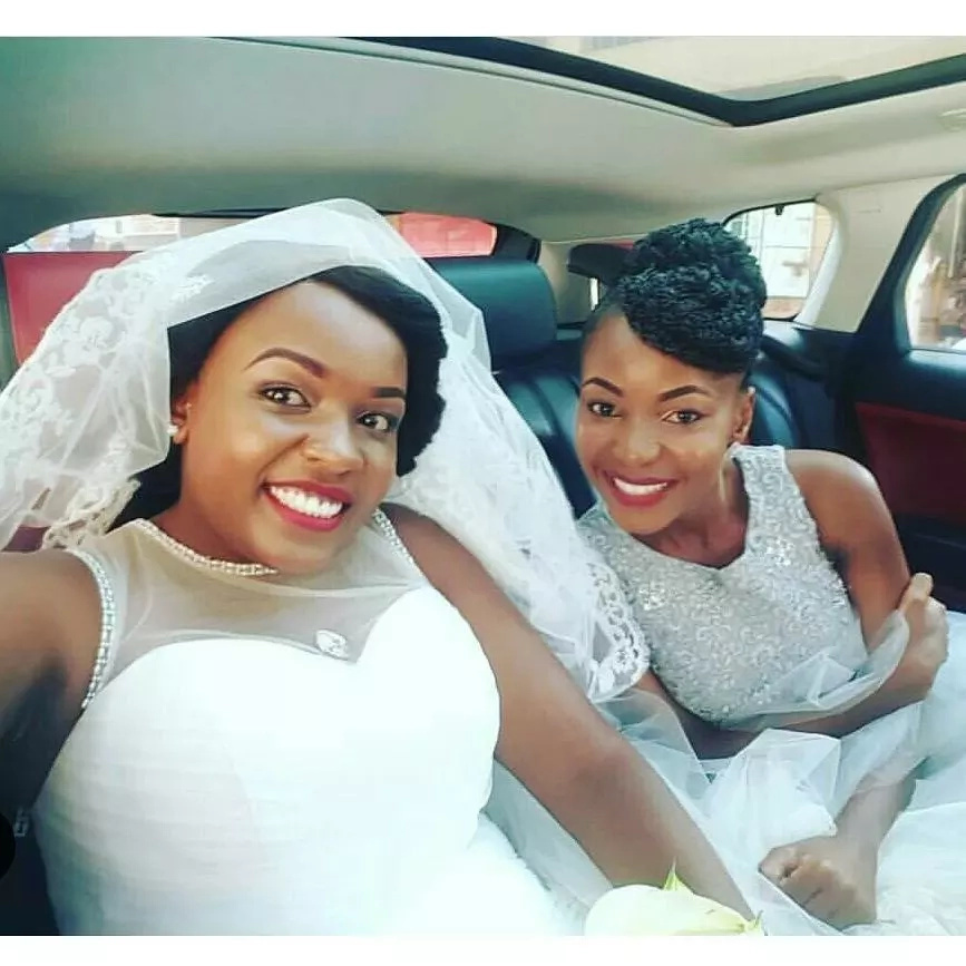 X extremely romantic photos of Comedian Njugush and heavily pregnant wife celebrate wedding anniversary we bet you will love