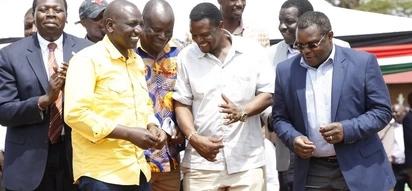 NASA imefanikiwa kutatiza mipango ya Jubilee - William Ruto asema