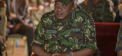 Photos: 4 occasions when President Uhuru put on military uniform, and why