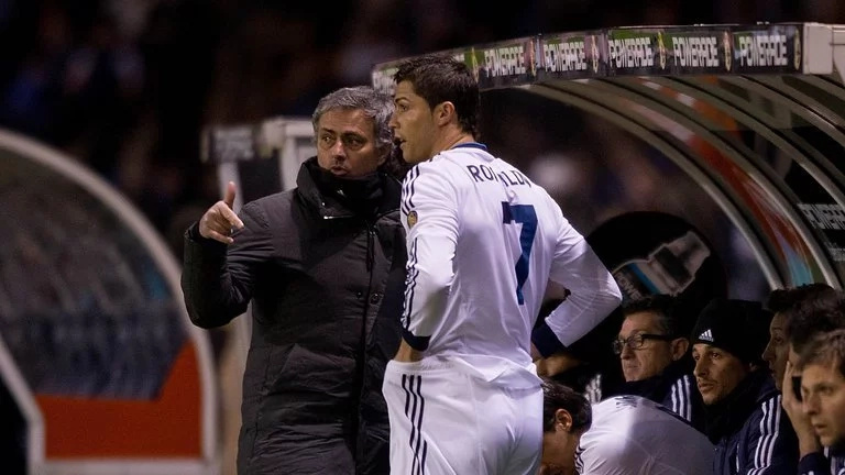 Mourinho best for Manchester United, says Ronaldo