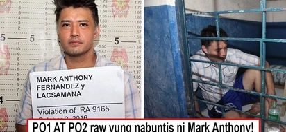 Tindi ni kuya, nakabuntis daw ng dalawa! Did Mark Anthony Fernandez get 2 policewomen pregnant while serving time in Pampanga Provincial Jail?
