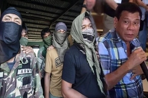 Pupugutan namin siya! Maute fighters reveal grand plan to behead Pres. Duterte in public