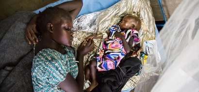 Over 20 MILLION people are staring at DEATH as famine ravages Nigeria, Somalia, South Sudan and Yemen (photos)