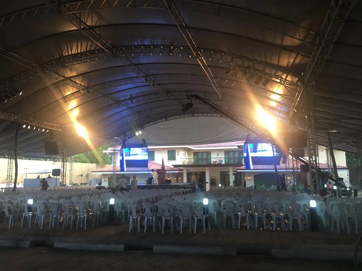 WATCH: Duterte, Robredo inauguration live stream