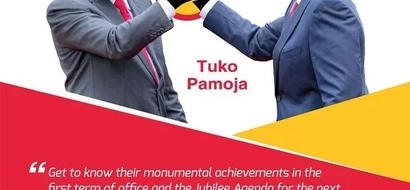 Jubilee beats NASA with crazy app that allows Kenyans to talk to Uhuru and Ruto live and direct