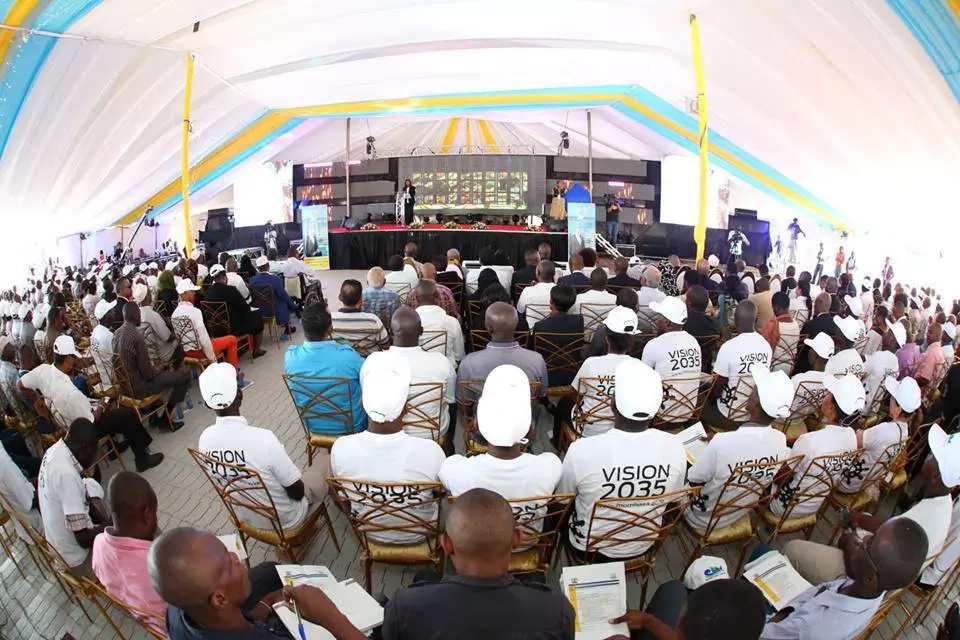 Joho unveils ambitious plan aimed at transforming Mombasa county