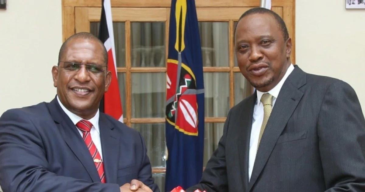 Joy and celebrations in Kajiado and Marsabit after Uhuru nominates Tobiko, Yatani to cabinet