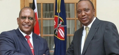 All cabinet secretaries remain in office until Uhuru finishes picking new team - State House