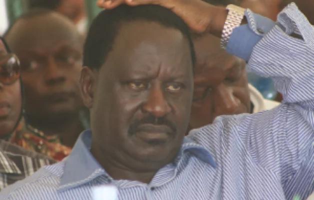 Raila atoa OMBI kuu kwa wafuasi wote wa NASA