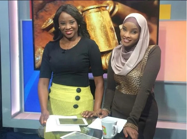Proof that Kanze Dena and Lulu Hassan are extremely gorgeous (photos)