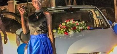 Bintiye Akothee awafokea vikali wanaomsema vibaya mama yake