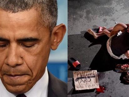 Takot kay Barack! Why Palace is hesitant to invite US, EU to probe EJKs puzzles many
