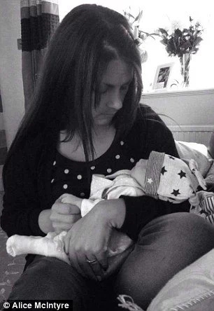 This mother kept her stillborn baby for 15 days