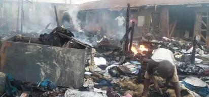 Five family members perish in fire incident in Uriri