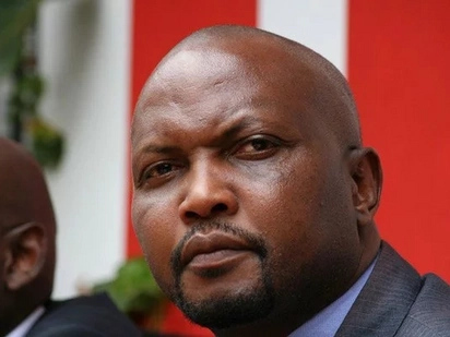 Moses Kuria confesses storming a funeral and lying throughout his speech just to campaign for Uhuru